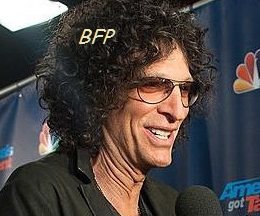 Image result for images of howard stern's turkey neck