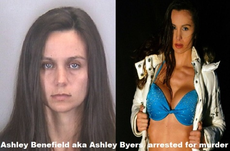 BILL WARNER INVESTIGATIONS SARASOTA FL CALL 941-926-1926: Ashley Benefield  aka Ashley Byers Former Trump Campaign Office Manager in Sarasota Arrested  for Murder of Husband During Custody Battle